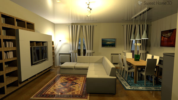 Arredamento e interior design sweet home 3d il software for Arredamento design online