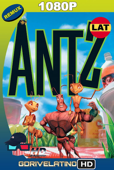 Antz: Hormiguitaz (1998) BDRemux 1080p Latino-Ingles MKV