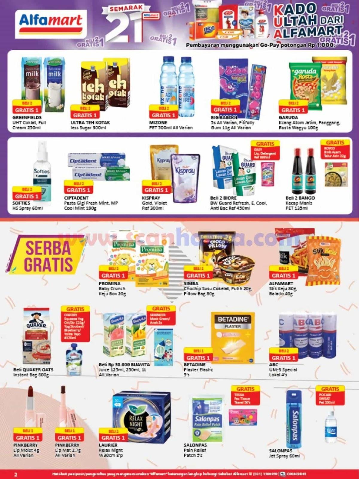 Katalog Promo Alfamart 16 - 30 September 2020 2