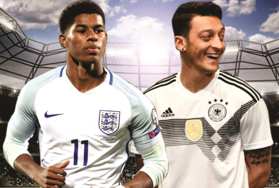 England continue their preparations for the 2018 World Cup when they host world champions, Germany.