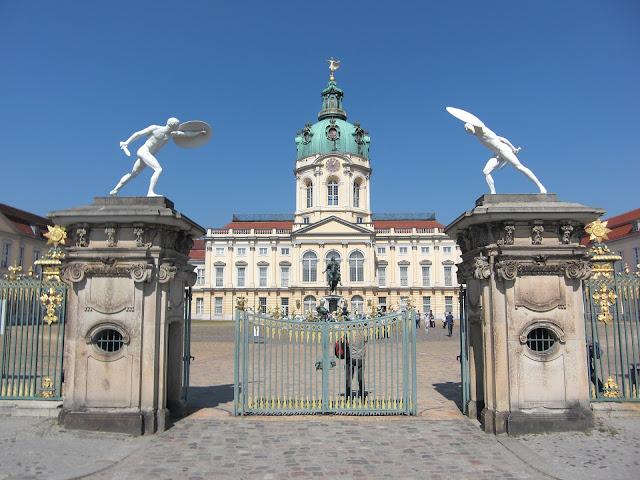 シャルロッテンブルク城、ドイツ、城