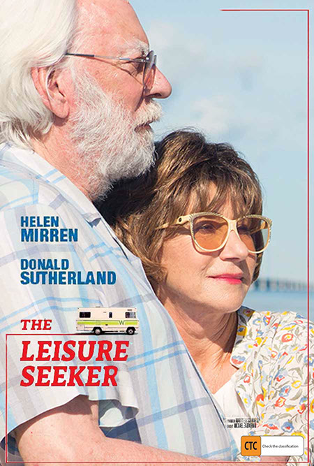 The Leisure Seeker [2017] [DVDR] [NTSC] [Latino]