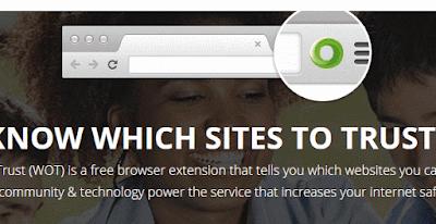 طريقة تسجيل موقعك في اداة wot لتقيم المواقع