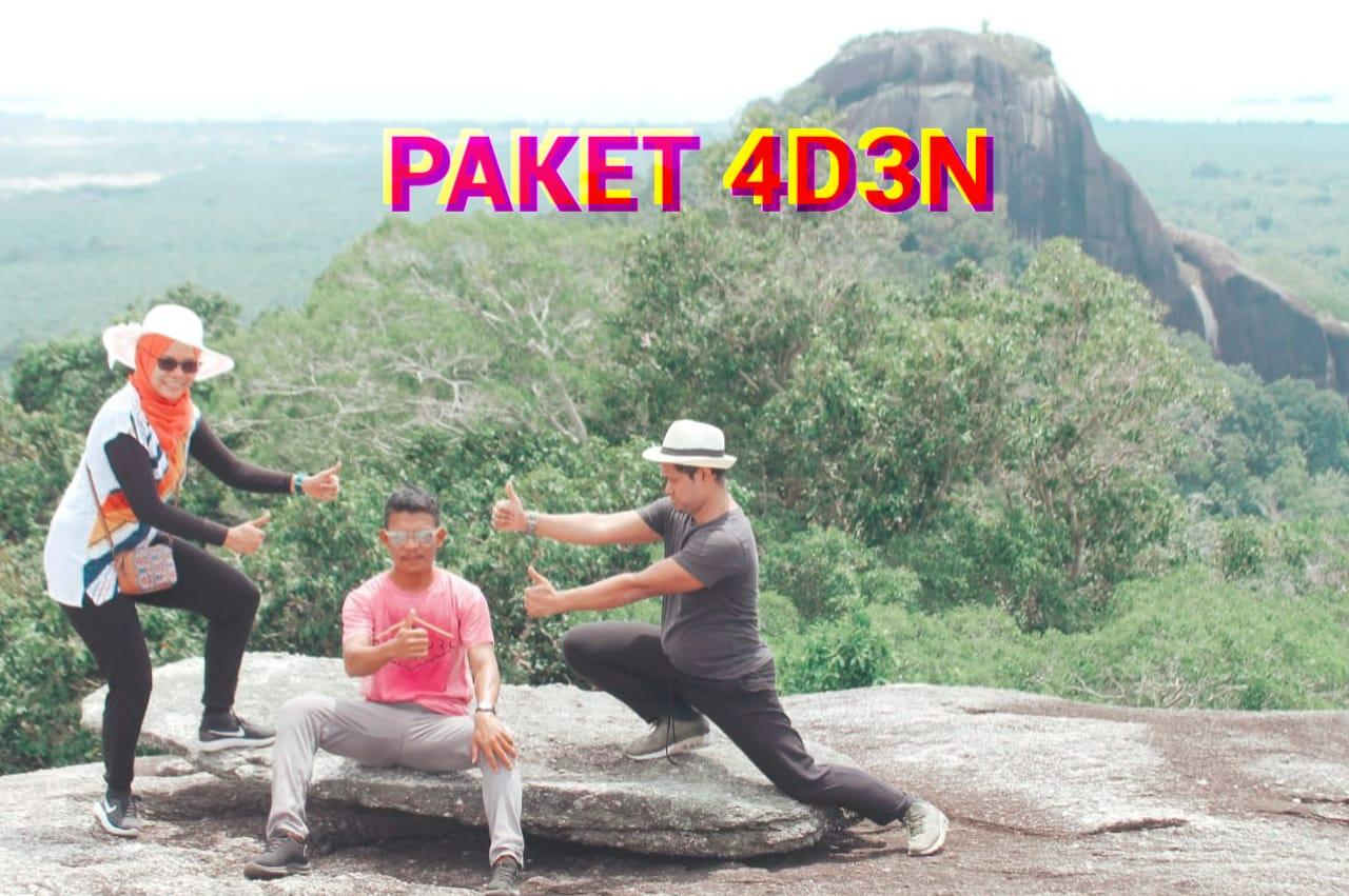 PAKET 4D3N