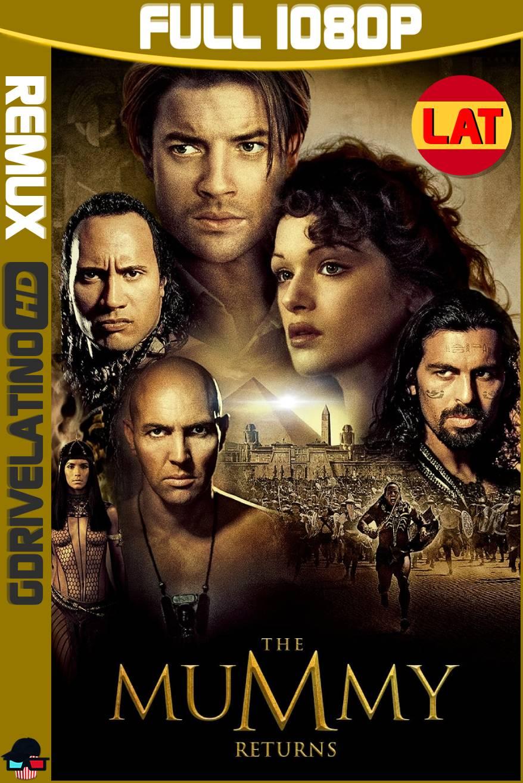 La Momia Regresa (2001) BDRemux 1080p Latino-Ingles MKV