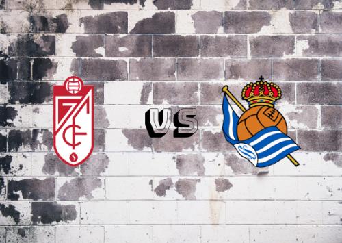 Granada vs Real Sociedad  Resumen