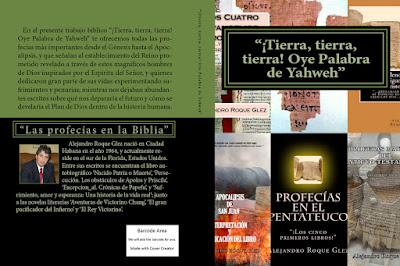 ¡Tierra, tierra, tierra! Oye Palabra de Yahweh en alejandroslibros.com