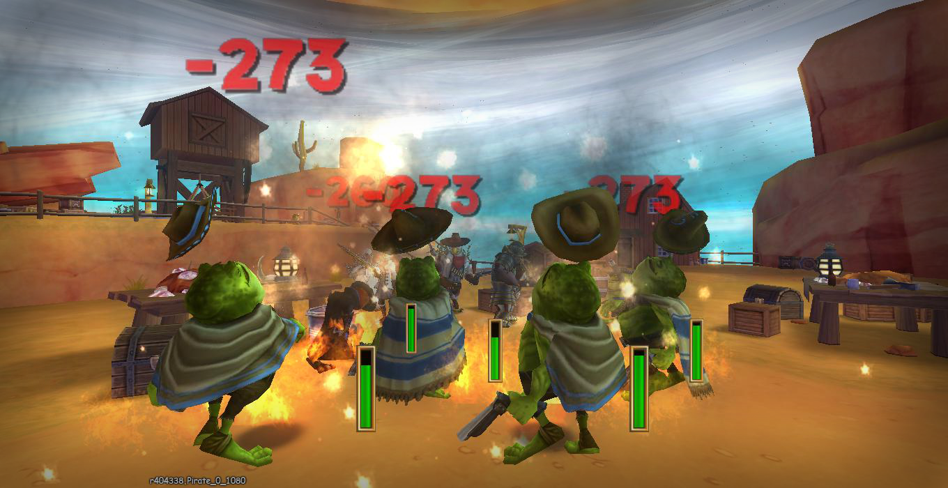 A Complete Pirate101 Review - Swordroll's Blog | Wizard101 & Pirate101