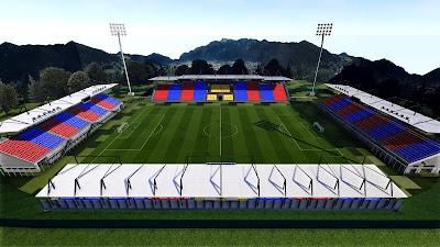 PES 2021 Stadium Rheinpark Stadion