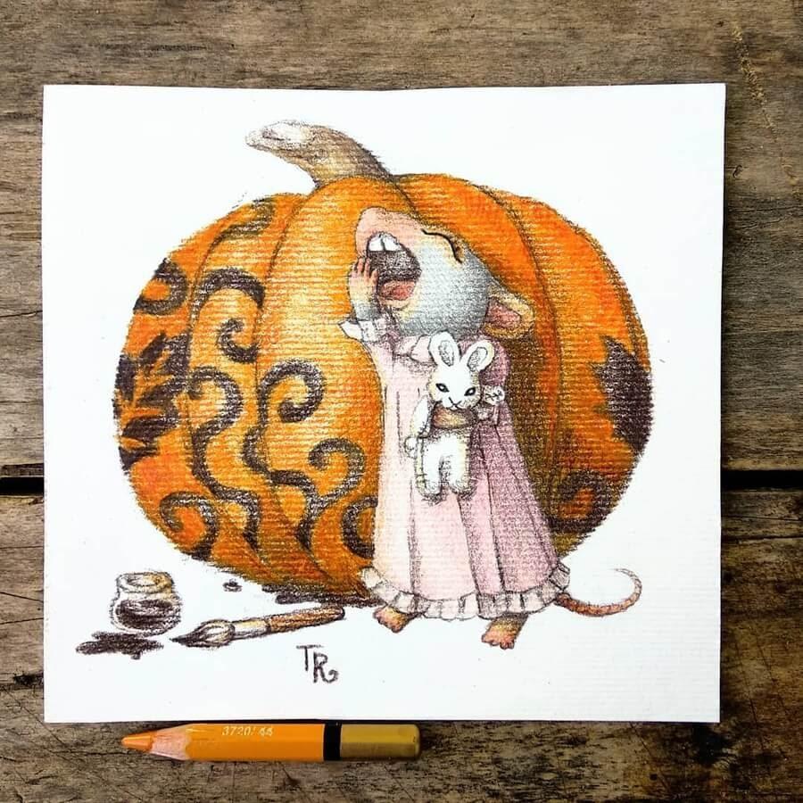 04-Sleepy-mouse-artist-Tatyana-Romanova-www-designstack-co
