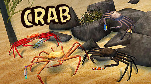 Free Download Crab simulator 3D android apk games