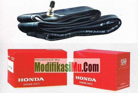 Ban Dalam Federal Suku Cadang Asli Honda Genuie Parts  - Daftar Harga Ban Luar Tubeless dan Ban Dalam Federal Untuk Semua Jenis Motor Honda Matic Dari AHM Astra HOnda Motor Genuie Part