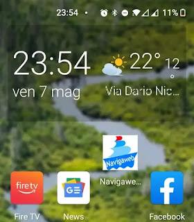 mio smartphone