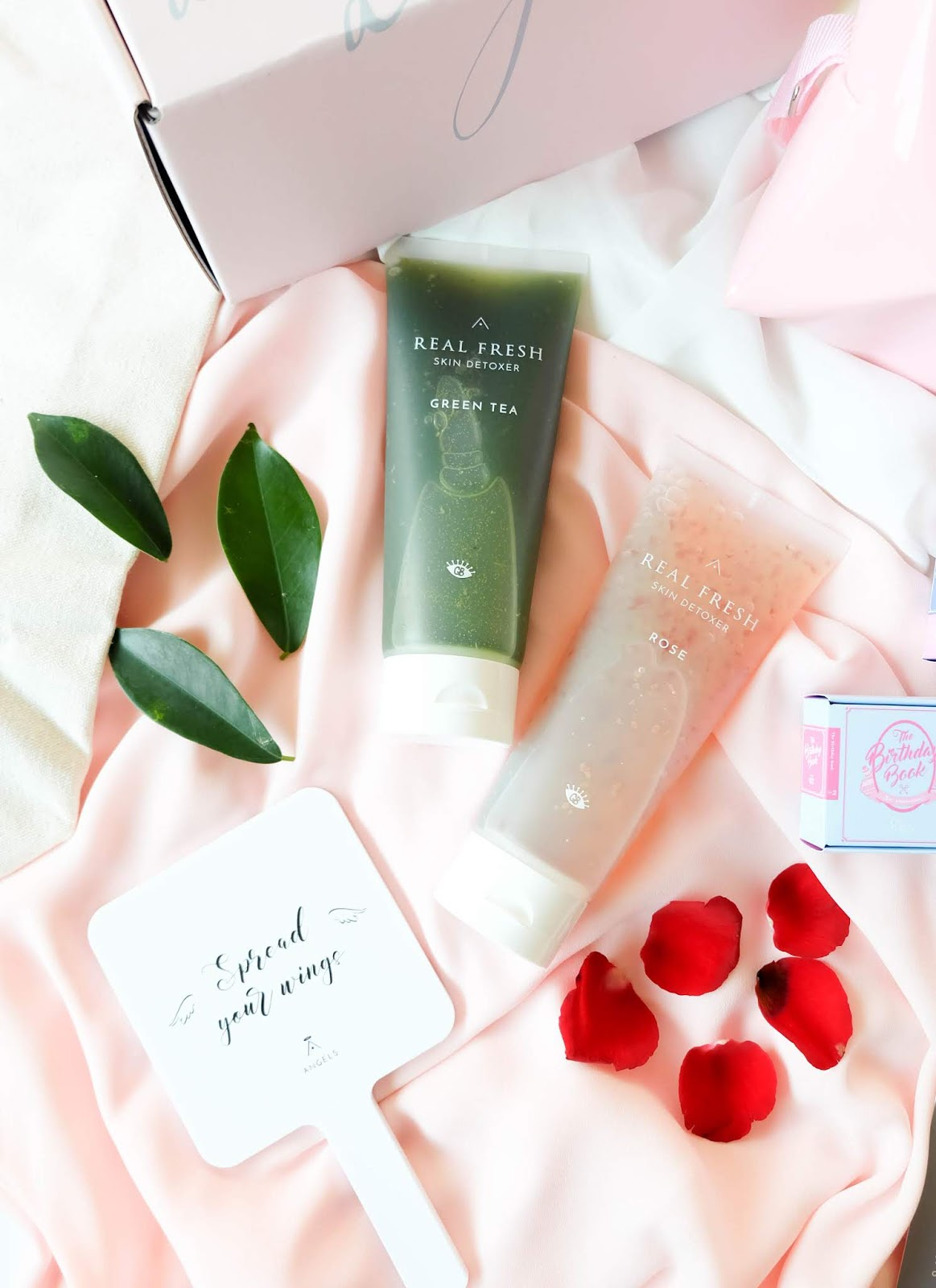 Althea Korea x Get It Beauty Real Fresh Skin Detoxer