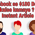 $100 Earn with Instant Article?