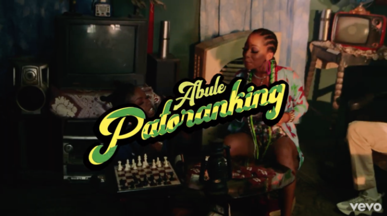 "Patoranking – ""Abule Video"" #Arewapublisize"