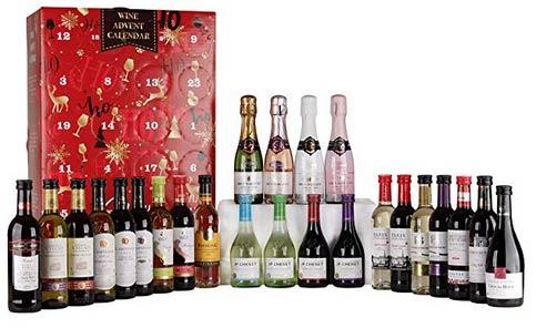 calendrier avent vins