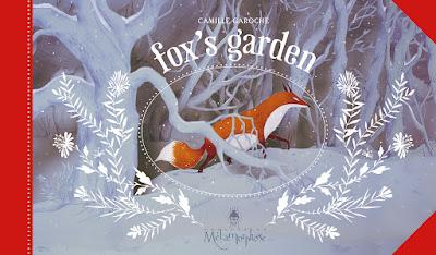 Couverture de Fox's Garden de Camille Garoche chez Soleil pour la chronique 7BD du mois