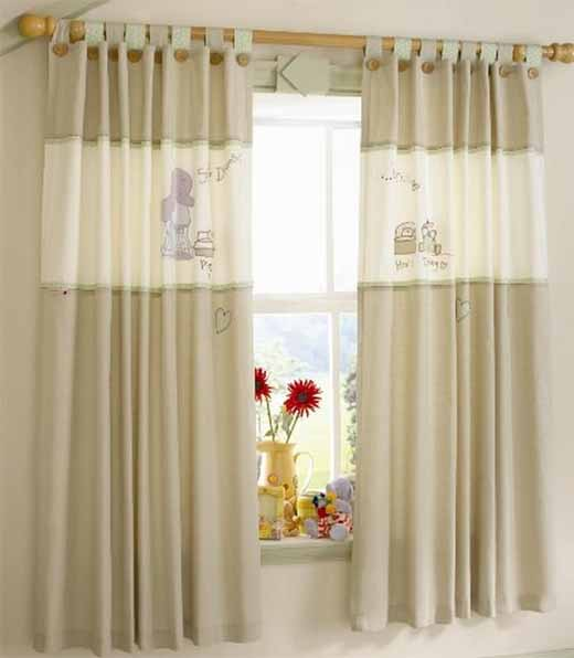 New Home Designs Latest.: Home Curtain Designs Ideas