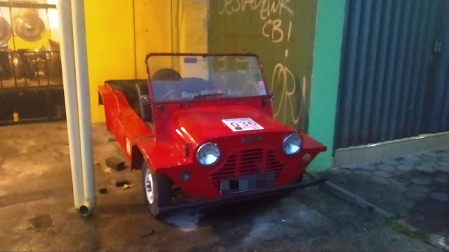 Mini Moke Indonesia