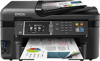 Epson WorkForce WF-3620DWF Driver Download Windows, Mac, Linux