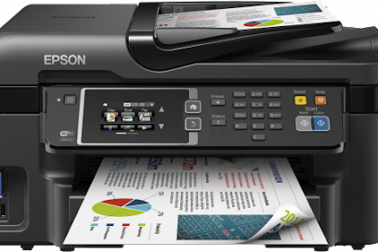 Download Epson WorkForce WF-3620DWF Drivers