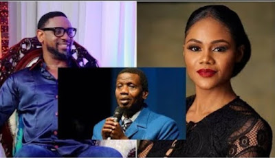 Was Pastor Adeboye Supporting Busola Dakolo In The COZA Allegations?