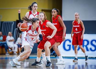 FIBA U18 Europe Women Turkey - Duygu Özen