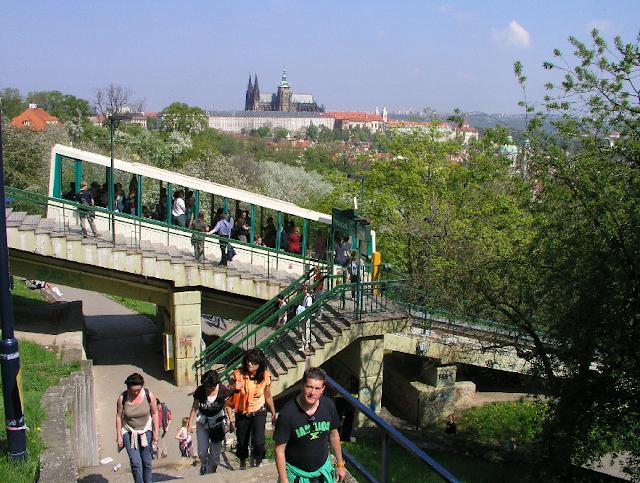 Colina Petrin em Praga | República Checa