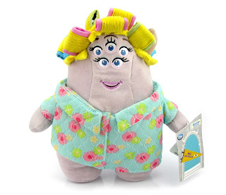 monsters university mrs. squibbles plush