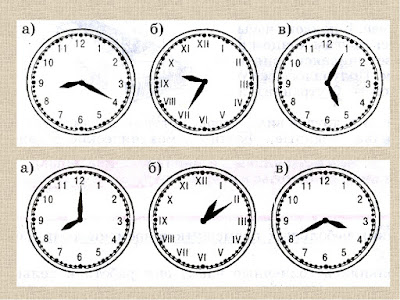 What time is on the pictures