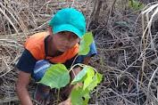 700 Pohon Baru Ditanam di Kawasan Batu Angus Bitung