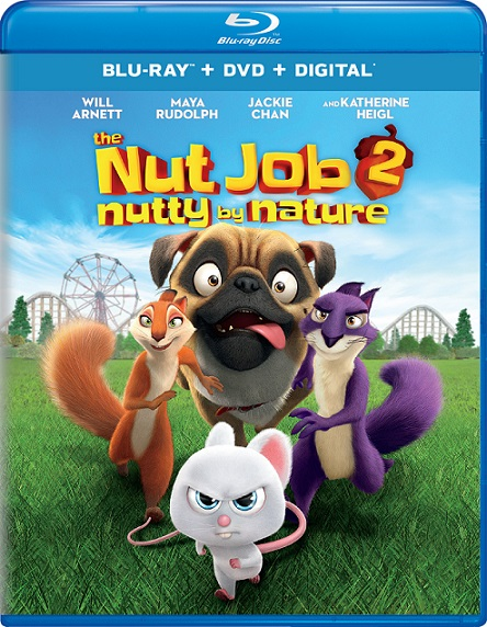 The Nut Job 2: Nutty by Nature (Locos por las Nueces 2) (2017) 720p y 1080p BDRip mkv Dual Audio AC3 5.1 ch