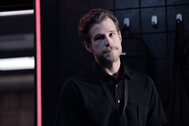 Álvaro Cervantes en 'Criminal' de Netflix