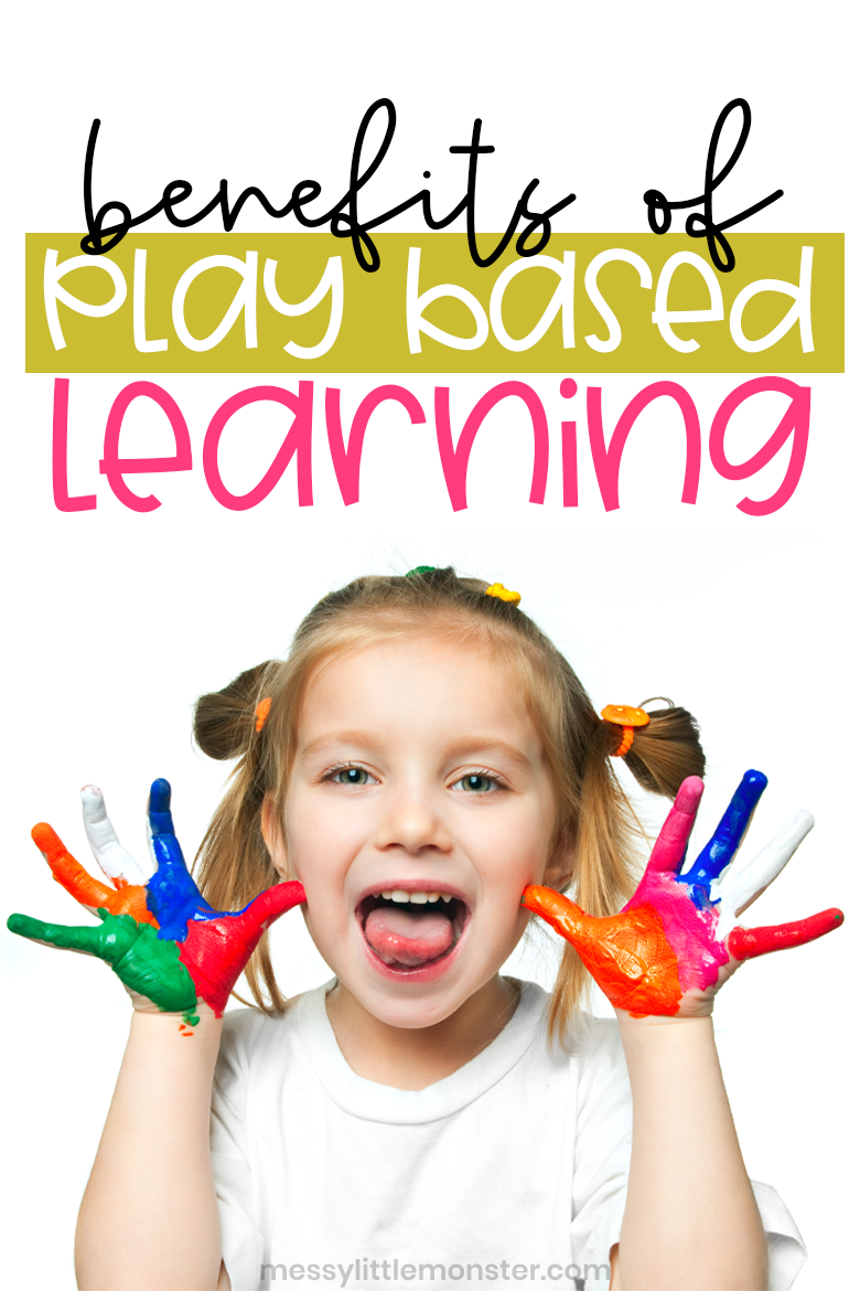 Benefits of learning through play
