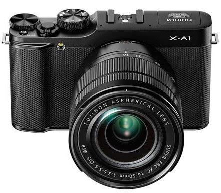 Mengenal Fitur dan Keunggulan dari Kamera Fujifilm XA1