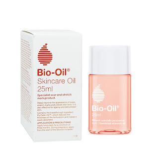 Bio Oil 25ml Penghilang Bekas Luka Stretchmark Selulit Original BPOM