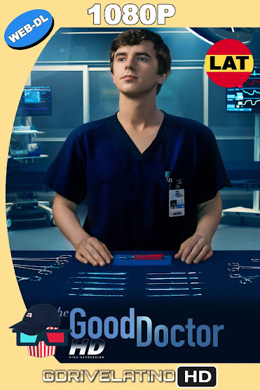 The Good Doctor Temporada 01 al 03 AMZN WEB-DL 1080p Latino-Ingles MKV