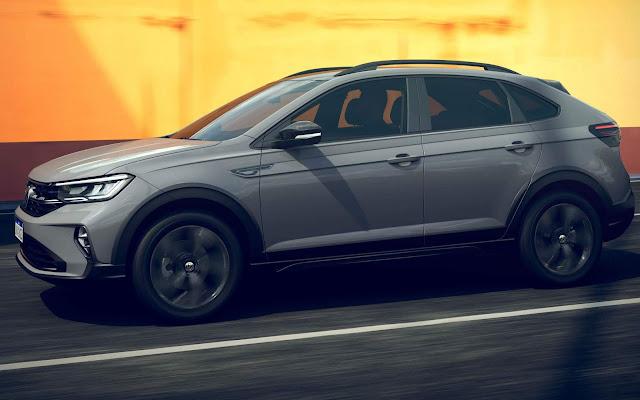 Novo VW Nivus SUV - preço, visual e tecnologia para liderar mercado