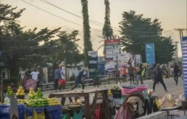 Soldiers Seize Bodies Of The #EndSARS Protesters Killed At Lekki Toll Gate
