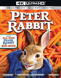 Peter Rabbit (2018) Hindi Dubbed Dual Audio 480p 720p BRRip