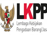 Lowongan Kerja LKPP: Pengumuman Rekrutmen Staf Non PNS Dit. Pengembangan Profesi dan Kelembagaan
