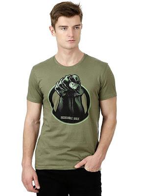 Hulk T-Shirts for Men