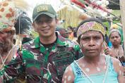 Usai Ditembak KSB, 2 Prajurit TNI Tak Gentar Untuk Mengantar Logistik Ke Kampung Kibay