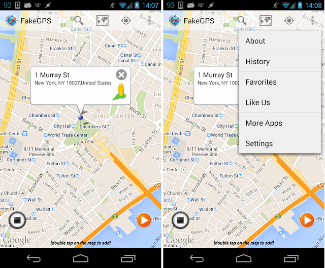 Free download fake gps apk