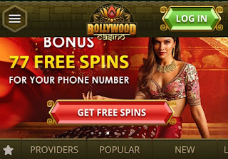 Зарубежное онлайн казино Bollywood Casino