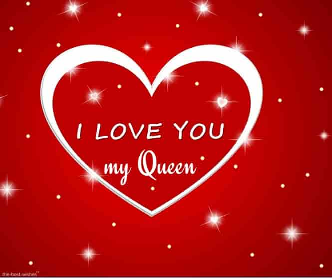 i love you my queen