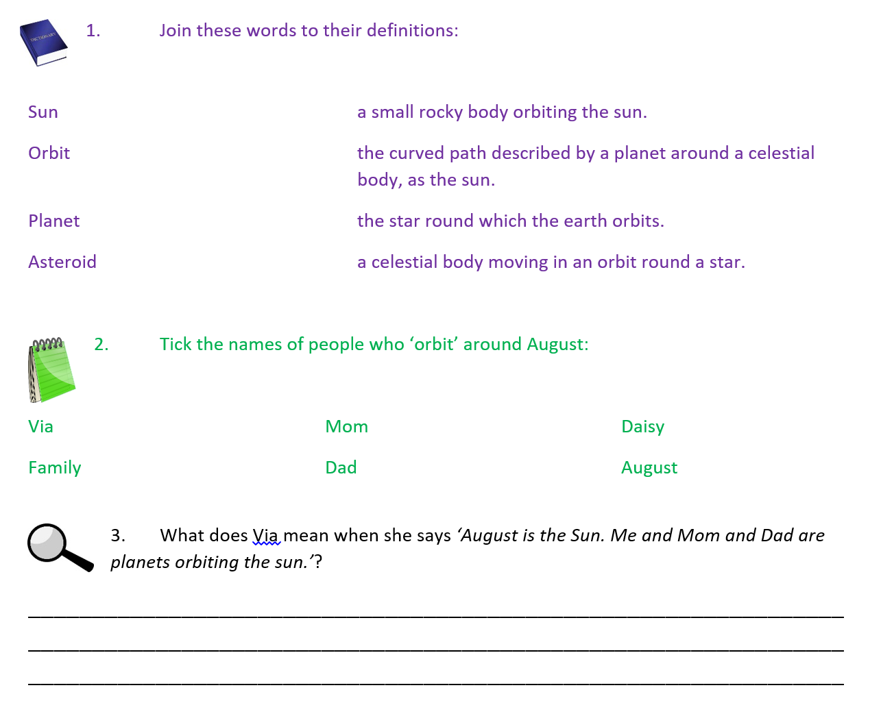 How To Write Good Comprehension Questions That Boy Can Teach