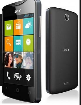 Cara Flash Acer Liquid Jade Z130 Via FlashTool