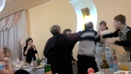 Shocking! Bride Attacked by Her Father-in-Law During Her Own Wedding Reception (Video)